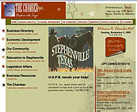 Stephenville Chamber of Commerce